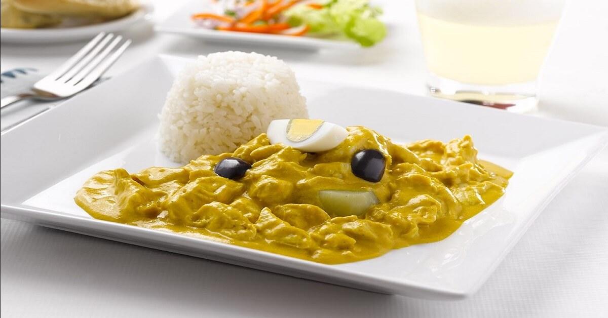 Receta y preparación de ají de gallina peruano que rico